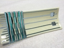 Strip cutting technique