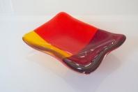 Fiery dip bowl