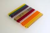 Basket weave trivet