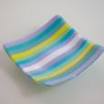 "7x7"" pastel stripes [SOLD]"