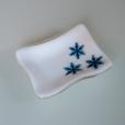 3x4 snowflake dish