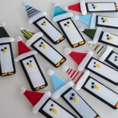 Penguin party!