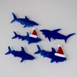 Santa sharks